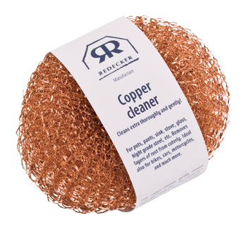 Redecker Copper Pot Scrubber