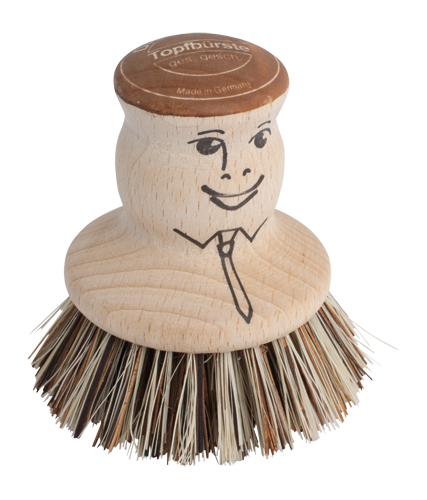 Redecker Pot Brush