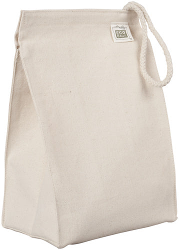 Eco Bags Recycled Cotton Canvas Lunch Bag