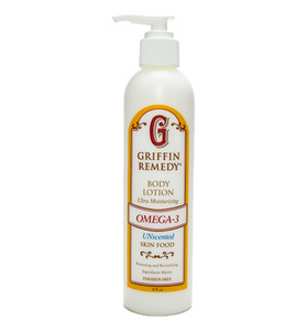 Griffin Remedy Omega-3 Body Lotion Gallons
