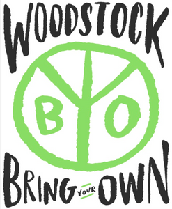 Woodstock Bring Your Own Gift Card