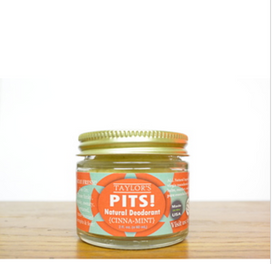 Elevated Pits Natural Deodorant