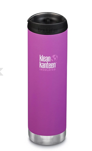 Klean Kanteen Insulated TK Wide 20oz Cafe Top