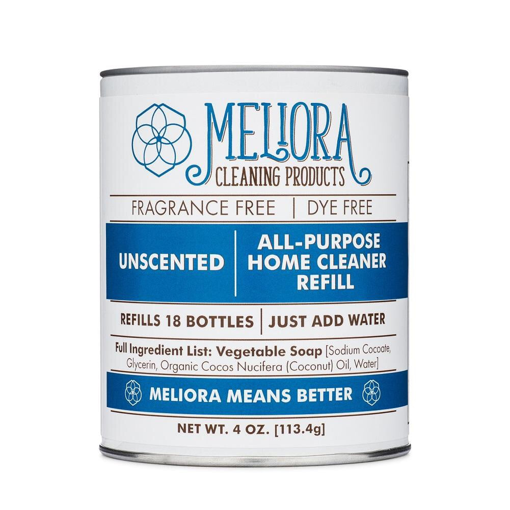 Meliora All Purpose Home Cleaner Refill