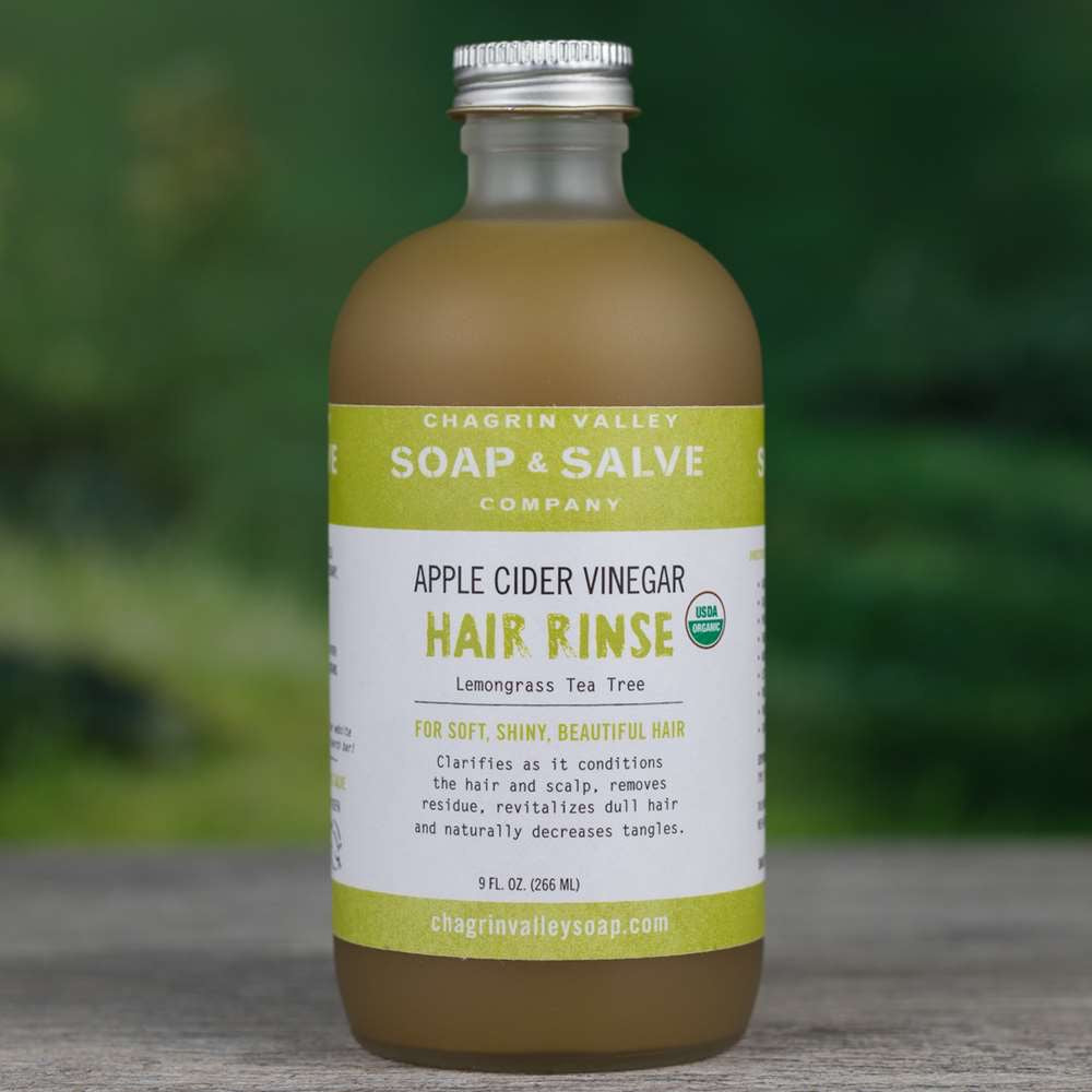 Chagrin Valley Apple Cider Vinegar Concentrated Hair Rinse