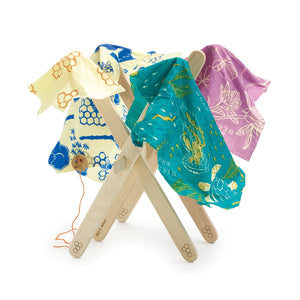 Beeswrap Drying Rack