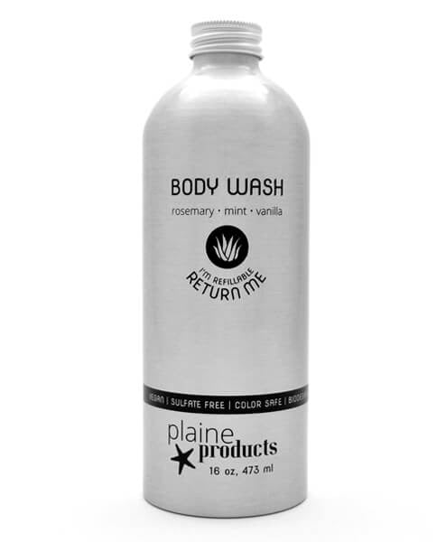 Plaine Products Body Wash