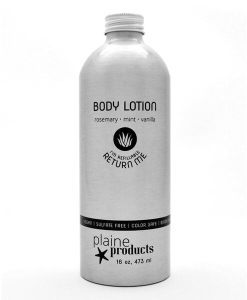 Plaine Products Body Lotion