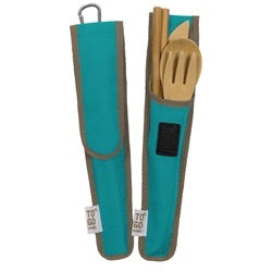 To Go Ware Bamboo Travel Utensil Set