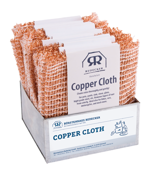 Redecker Copper Cloth (set of 2)