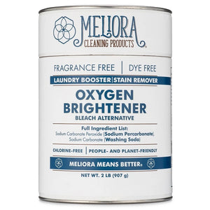 Meliora Oxygen Brightener, Bleach Alternative