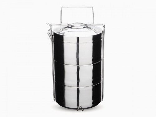 Onyx Container 3 Layer Tiffin