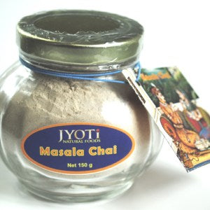 Jyoti Natural Foods Masala Chai Tea(3 Jars)