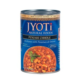 Jyoti Natural Foods Punjabi Chhole(Pack of 12)