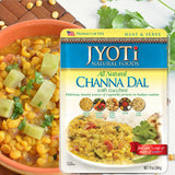 Jyoti Natural Foods Channa Dal(Pack of 6)