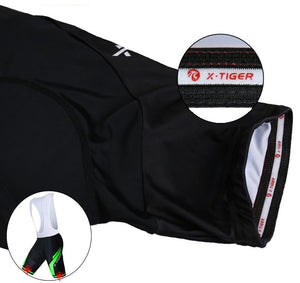 Cycling Jersey Set with Breathable Pad