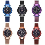 Starry Watch Adjustable Stainless Steel Band
