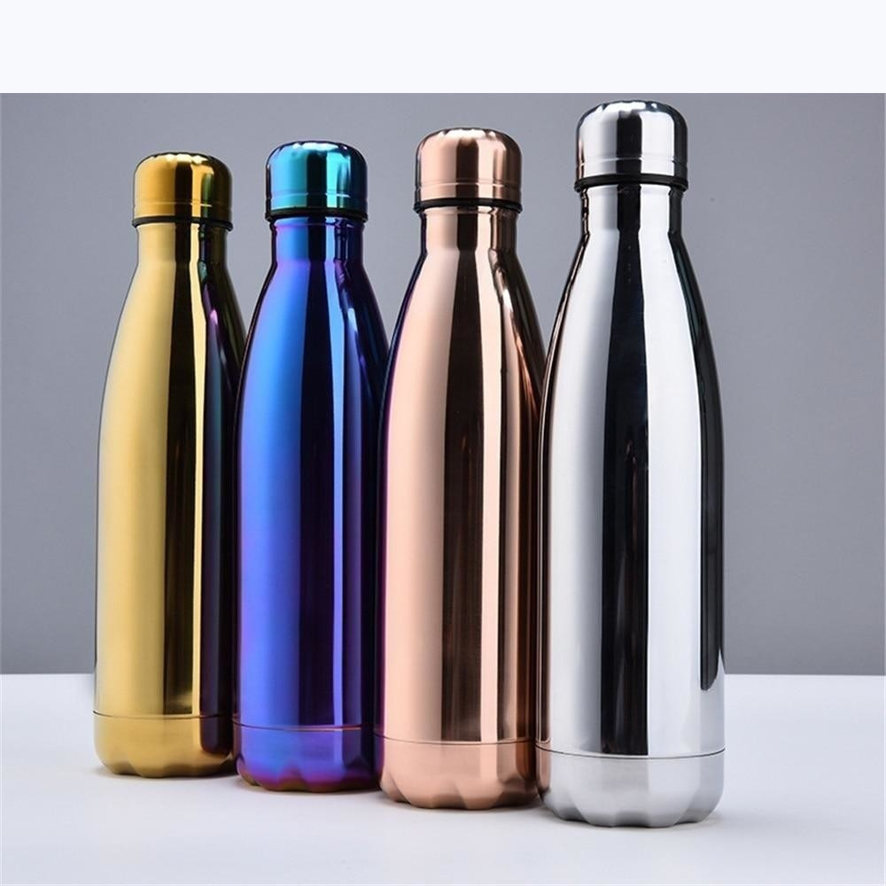 Stainless Steel Thermos Insulated Bottle