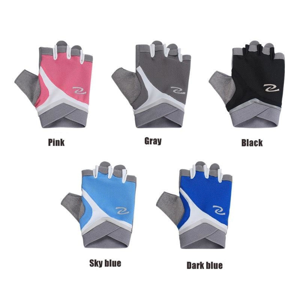 Weightlifting  Gloves Breathable Nonslip Gloves