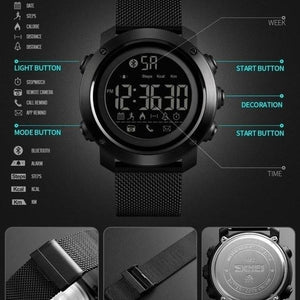 Smart Unisex Watch Pedometer Smartwatch