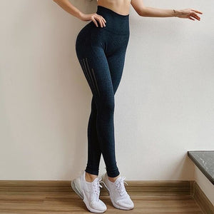 High Waist Seamless Leggings Gym Leggings
