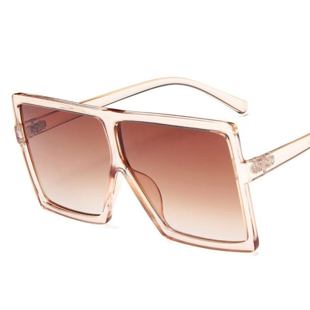 Women Square Sunglasses UV-400