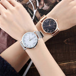Brand Fashion Mesh Band Women Watches