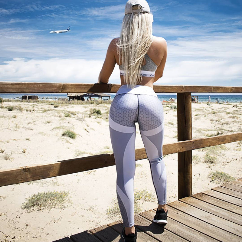 Women Fitness Bottoms Yoga Pants