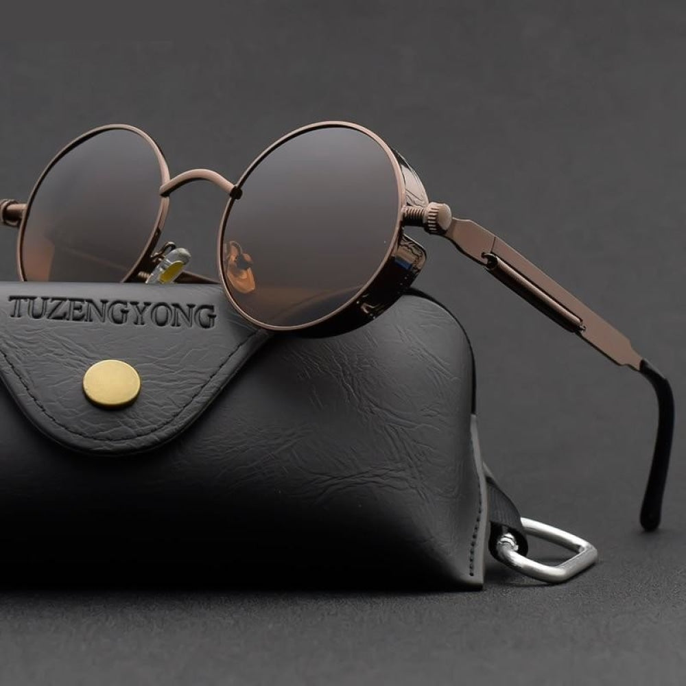 Steampunk Sunglasses Polarized Unisex Sunglasses