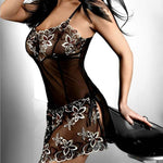 High Quality Sexy Lingerie Adult Lace Sleepwear