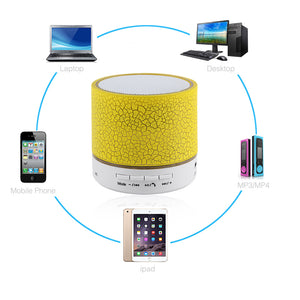 Wireless Bluetooth Speaker TF USB For Smart Phones