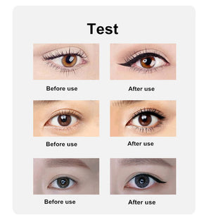 Precise Waterproof Liquid Eyeliner Long-lasting Makeup