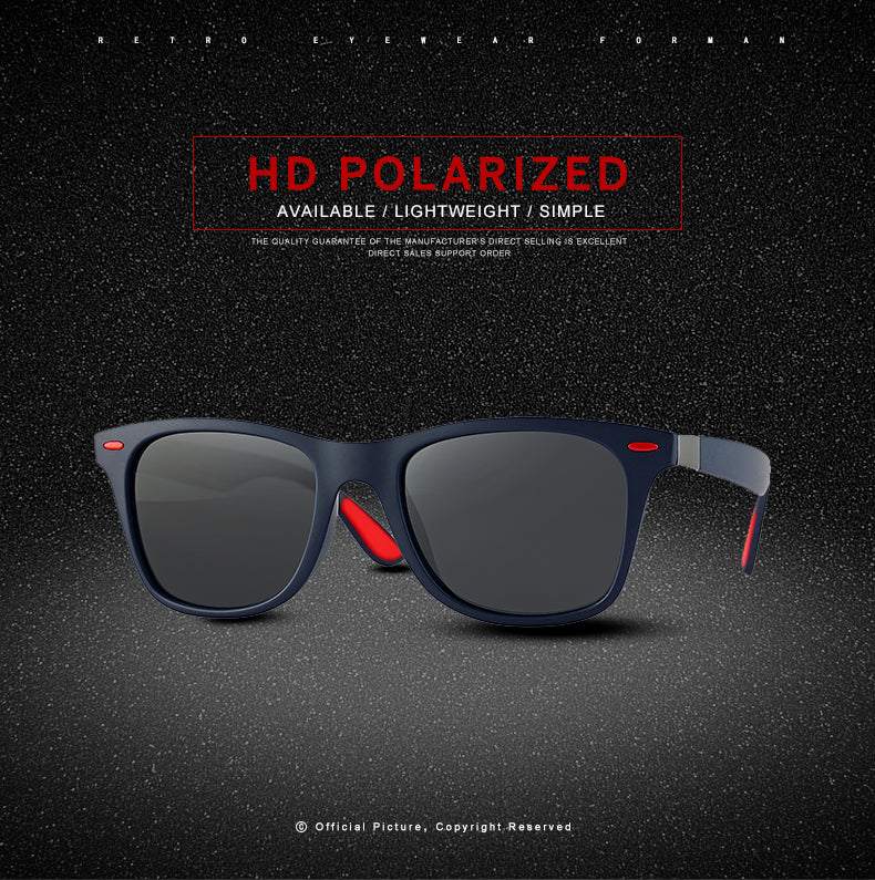Sunglasses HD Polarized Unisex Sun Glasses UV400