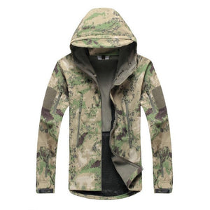 Camouflage Jackets Coat Military Tactical Jacket for Men  - Free Shipping