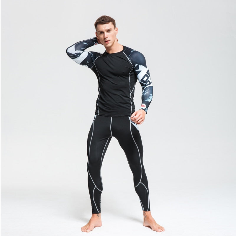 Thermal Underlayer For Men Clothes Underwear