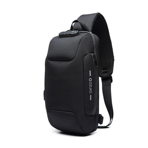 Multinational Chest Pack Messengers Backpack