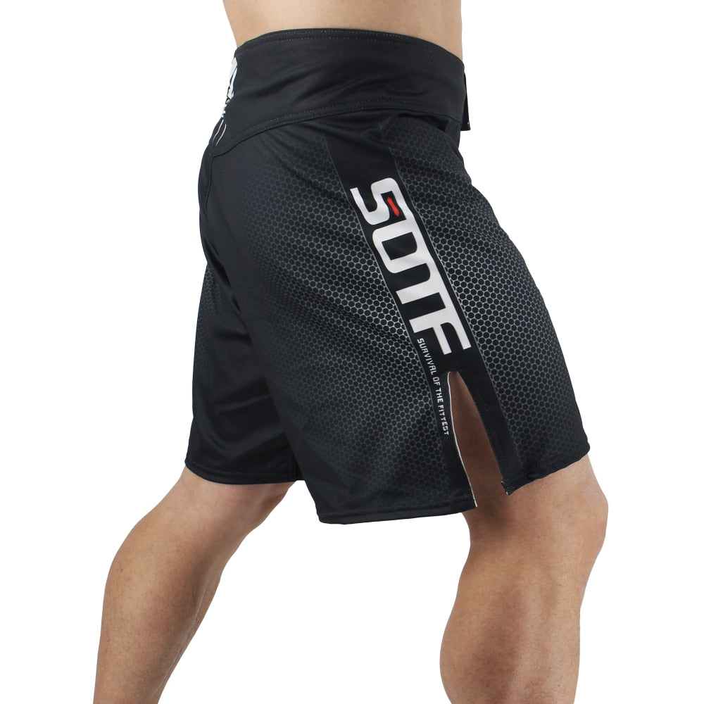 Boxing Fitness Breathable Quick Dry Pants Boxing Shorts