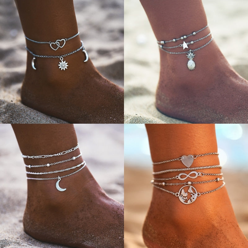 Fashion Ankle Chain Ankle Strap