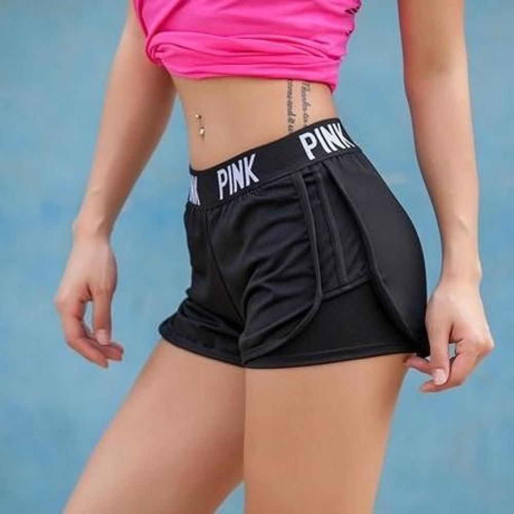 Yoga Sexy Hip Gym Short For Workout