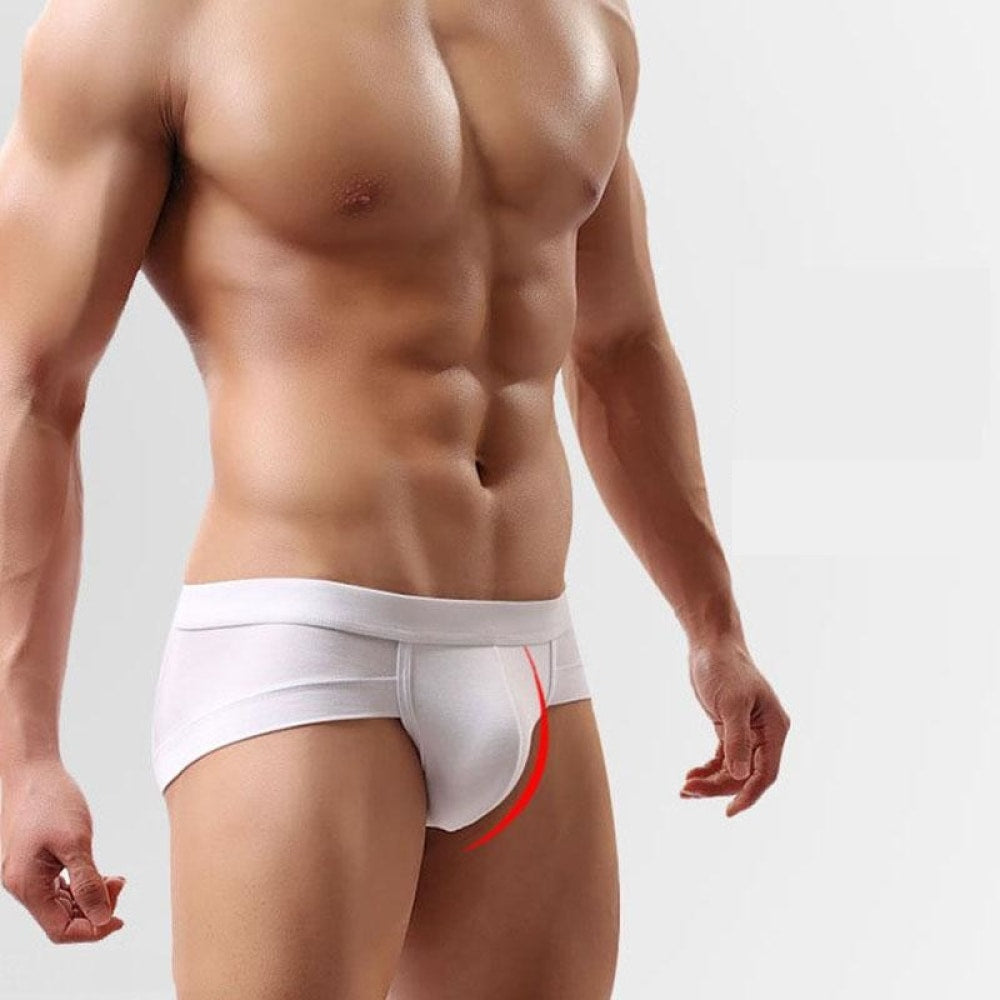 Briefs Men Underwear Breathable Brief Underpants