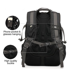 Waterproof Multifunctional Backpack   -  Free Shipping
