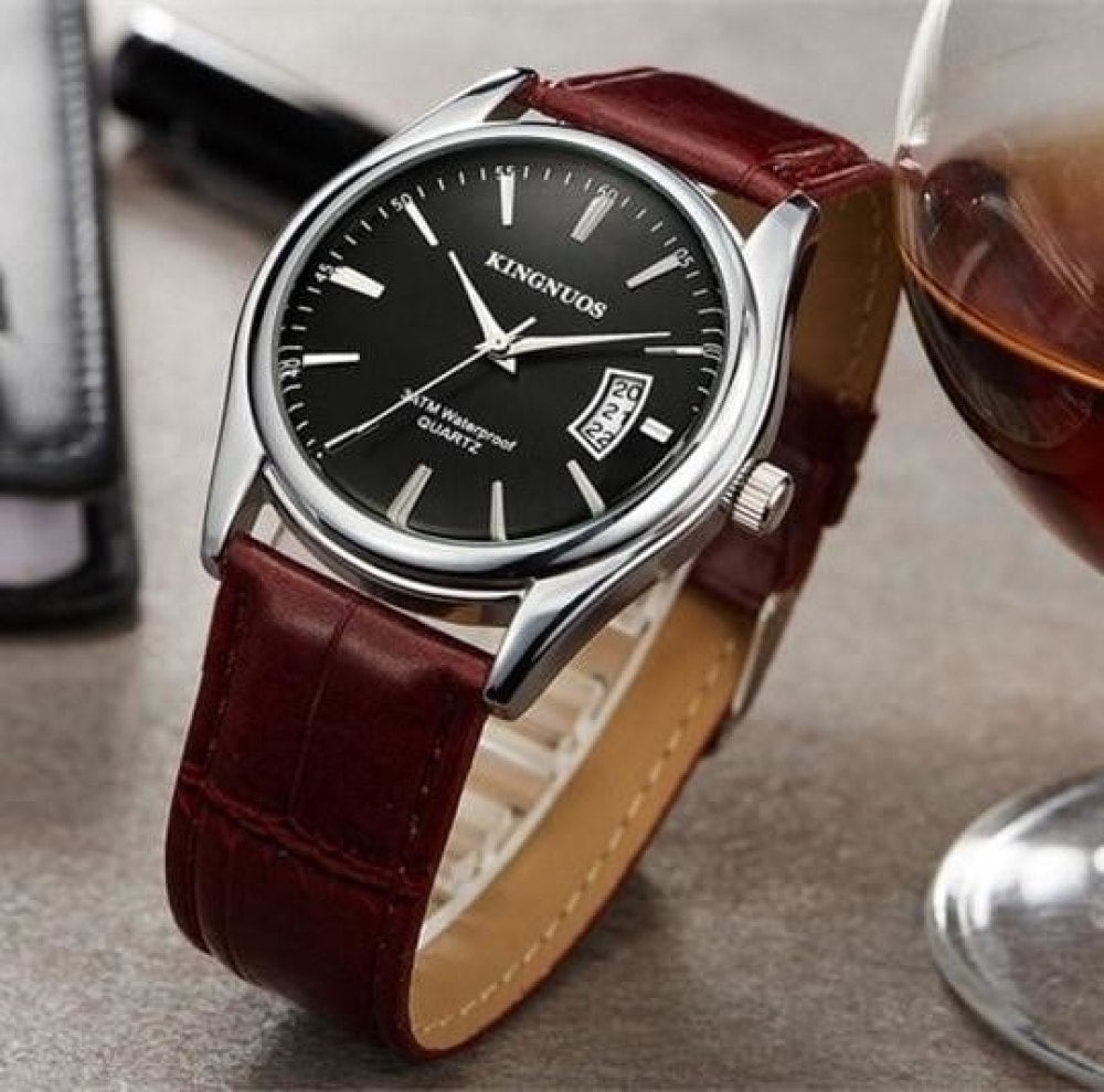 Watch Mens Watches Quartz Casual Wristwatch