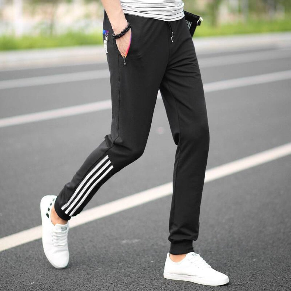 Skinny Sweatpants Mens Joggers Track Pants for Men