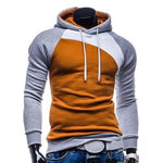 Hoodies Patchwork Sweatshirts