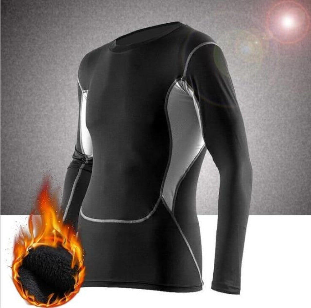 Thermal Underwear For Men Male Thermo Clothes Underlayer