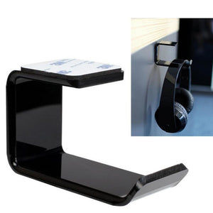 Headphone Headset Holder Hanger Earphone Wall/Desk