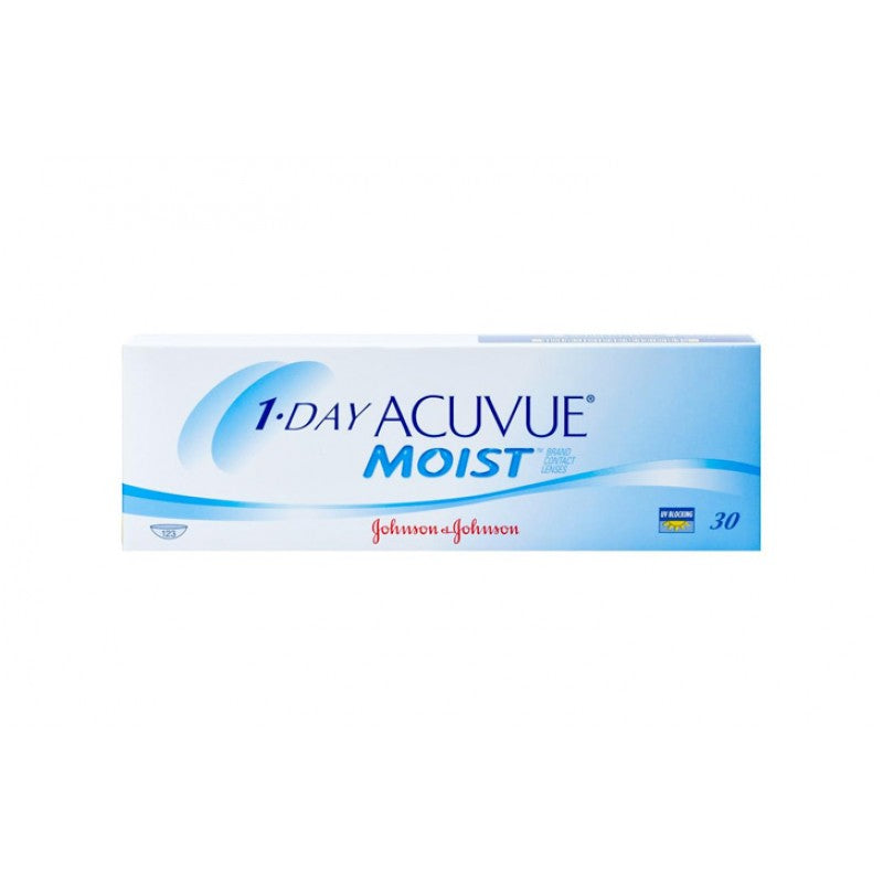 Acuvue 1-Day Moist  - Daily - 30PK