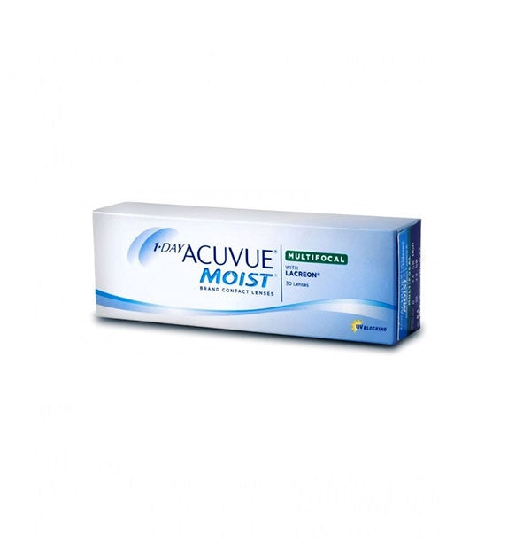 Acuvue 1-Day Moist Multifocal  - Daily - 30PK