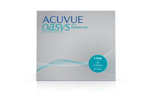 Acuvue Oasys 1-Day With Hydraluxe  - Daily - 90PK