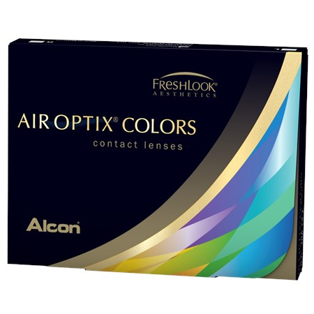 Air Optix Colors - Monthly - 6PK